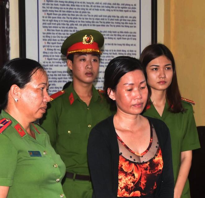 Tố khống cán bộ là cướp, người phụ nữ ở Cà Mau lĩnh án tù - Ảnh 1.