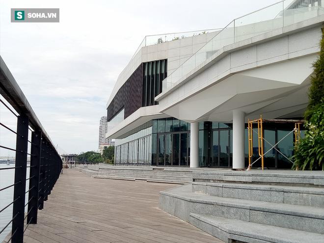 Điểm danh 5 công trình xây dựng lấn sông Hàn ở Đà Nẵng - Ảnh 6.