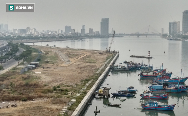 Điểm danh 5 công trình xây dựng lấn sông Hàn ở Đà Nẵng