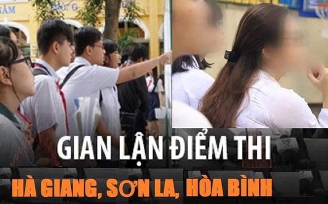"""Điểm danh những """"thủ khoa rởm"""" đến từ Hòa Bình, Sơn La"""