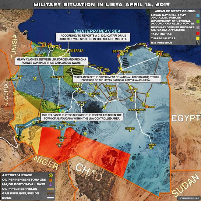 Đặc sứ LHQ tại Libya tuyên bố Tripoli đã trải qua 1 đêm kinh hoàng - Ảnh 7.