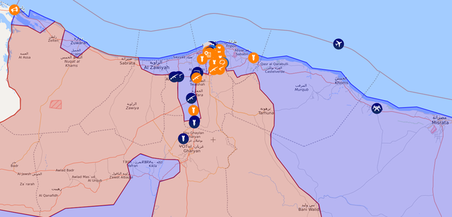 Đặc sứ LHQ tại Libya tuyên bố Tripoli đã trải qua 1 đêm kinh hoàng - Ảnh 2.