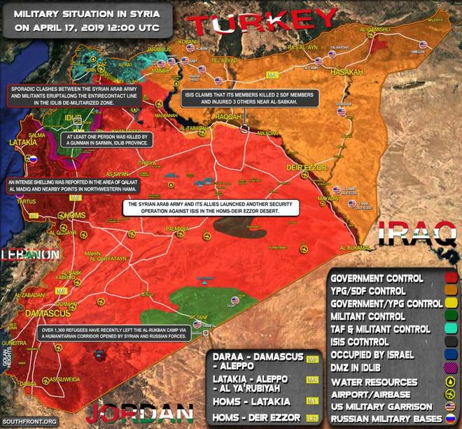 Quân đội Syria phát lệnh báo động đỏ - Sẵn sàng chiến đấu cao nhất ở Aleppo - Ảnh 2.