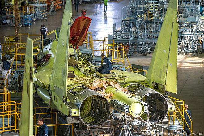 Cú knock out Su-35 Nga vừa tung ra có thể hạ gục F-35 Mỹ tại Thổ Nhĩ Kỳ - Ảnh 16.