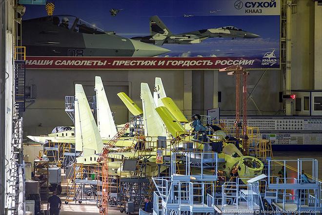 Cú knock out Su-35 Nga vừa tung ra có thể hạ gục F-35 Mỹ tại Thổ Nhĩ Kỳ - Ảnh 17.