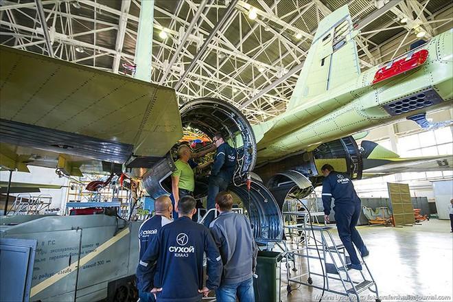 Cú knock out Su-35 Nga vừa tung ra có thể hạ gục F-35 Mỹ tại Thổ Nhĩ Kỳ - Ảnh 5.