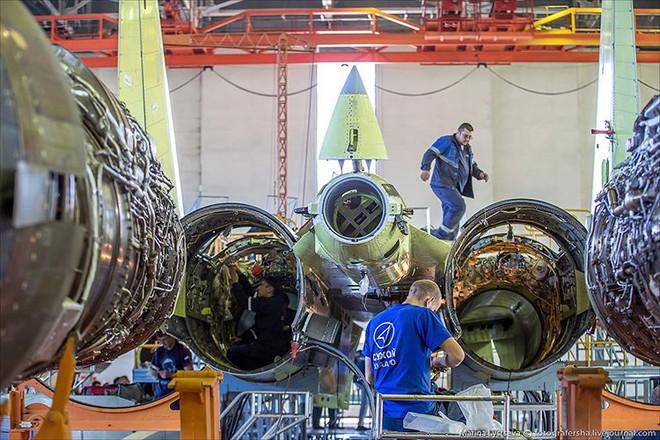 Cú knock out Su-35 Nga vừa tung ra có thể hạ gục F-35 Mỹ tại Thổ Nhĩ Kỳ - Ảnh 6.