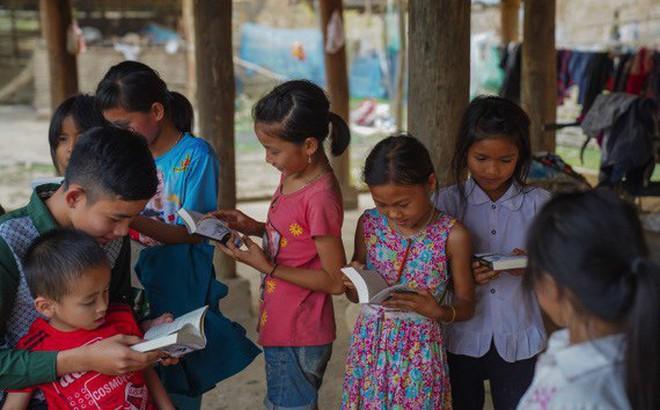 Khát vọng thay đổi cuộc đời và lòng hiếu học của những đứa trẻ vùng cao nơi địa đầu Tổ quốc