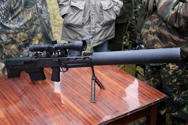 Không có kẻ địch nào thoát chết nếu người lính Nga trang bị khẩu súng này? - Ảnh 5.