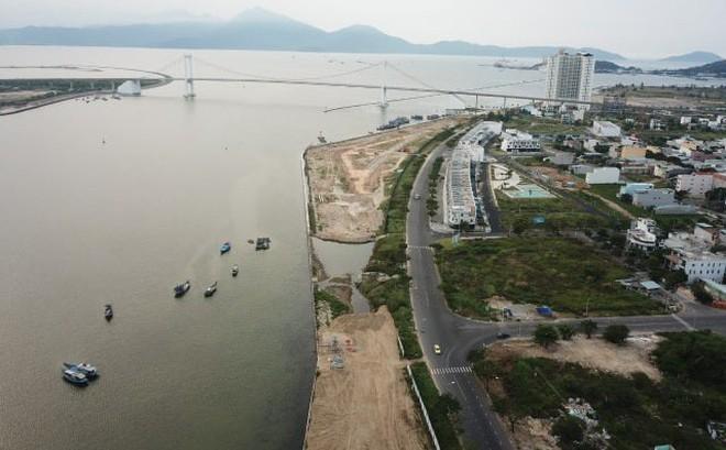 Chủ đầu tư dự án lấn sông Hàn: Thông tin dự án có 1.047m2 chưa nộp tiền sử dụng đất là chưa chính xác