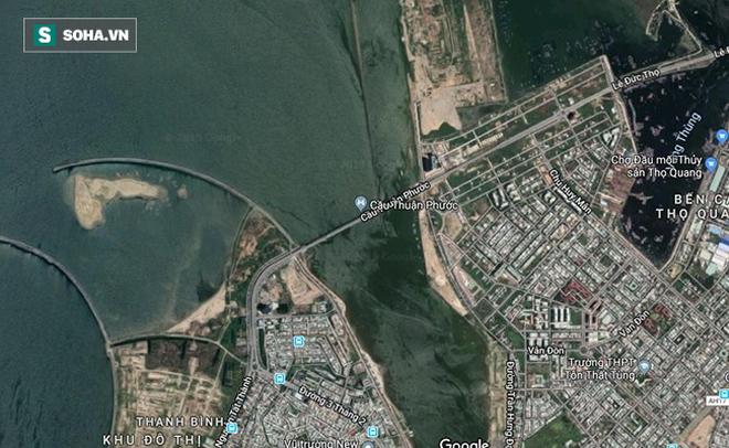 Chủ đầu tư dự án lấn sông Hàn: Thông tin dự án có 1.047m2 chưa nộp tiền sử dụng đất là chưa chính xác - Ảnh 1.