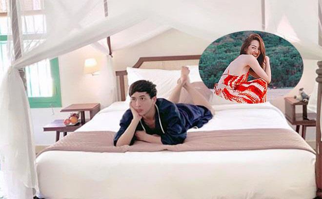 Nghi vấn Bảo Anh đưa mẹ đi du lịch Côn Đảo cùng tình cũ Hồ Quang Hiếu