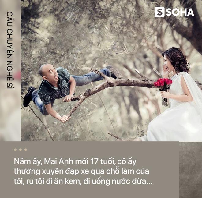 Hôn nhân ly kỳ như truyện cổ tích của diễn viên xấu nhất showbiz Việt và hot girl phố cổ kém 10 tuổi - Ảnh 1.