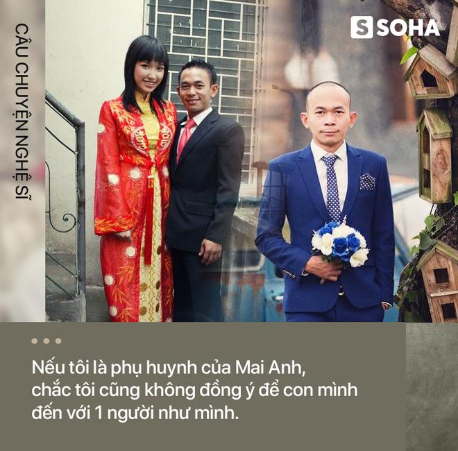 Hôn nhân ly kỳ như truyện cổ tích của diễn viên xấu nhất showbiz Việt và hot girl phố cổ kém 10 tuổi - Ảnh 3.