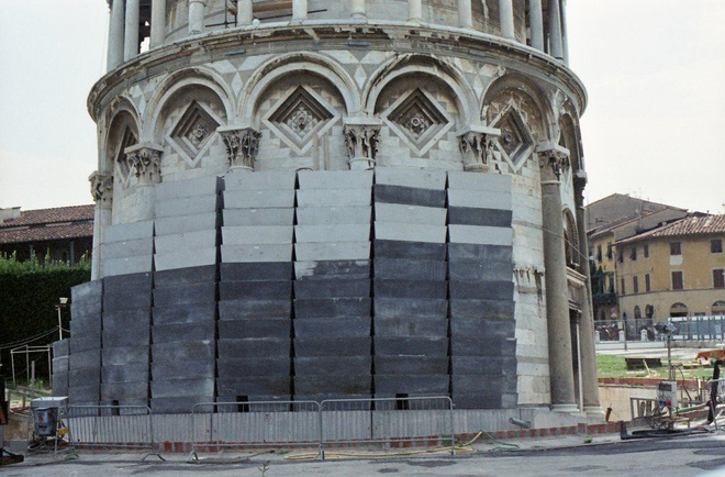 Bí mật của tháp nghiêng Pisa: Kỳ quan độc nhất vô nhị trong lịch sử nghệ thuật kiến trúc - Ảnh 3.
