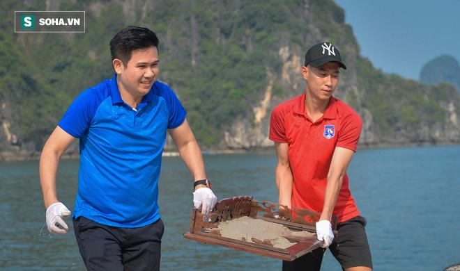 Sau những tranh cãi về V.League, ông bầu và dàn sao Quảng Ninh có hành động đầy ý nghĩa - Ảnh 3.