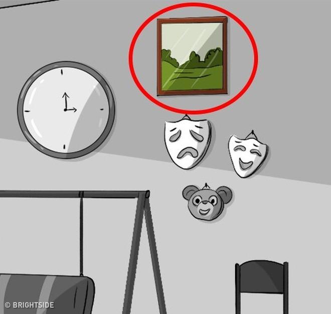 Đồ vật bạn chọn trong tranh sẽ tiết lộ tâm tư sâu kín trong bạn ngay lúc này - Ảnh 14.