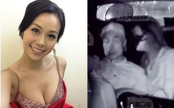 Nhan sắc gợi cảm của Á hậu lộ clip ngoại tình với chồng Thiên hậu Hong Kong