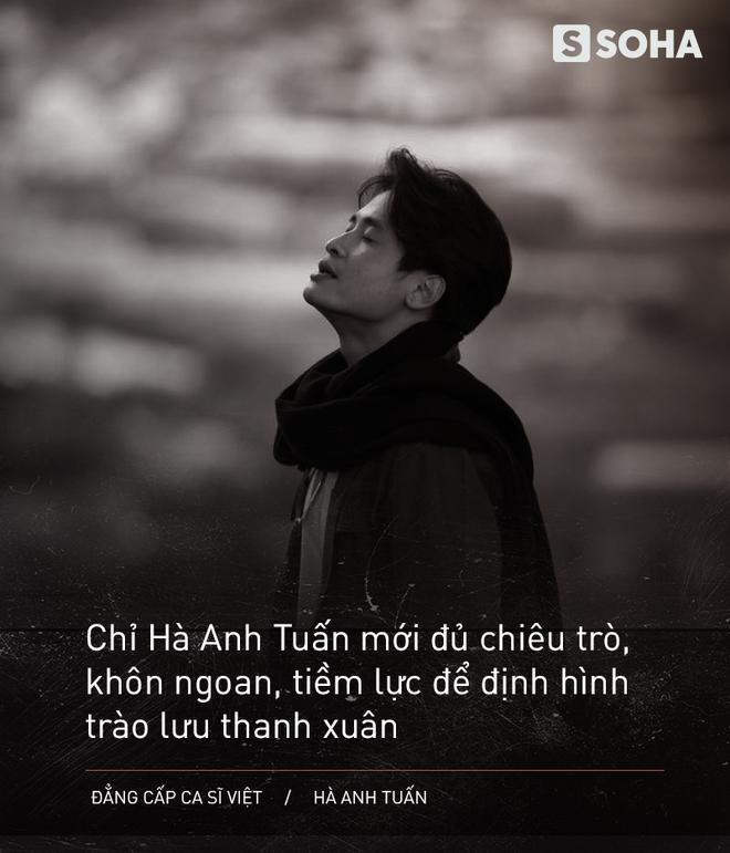 Sự thống trị của Hà Anh Tuấn và bí mật đằng sau 4 chữ văn minh, tử tế - Ảnh 13.