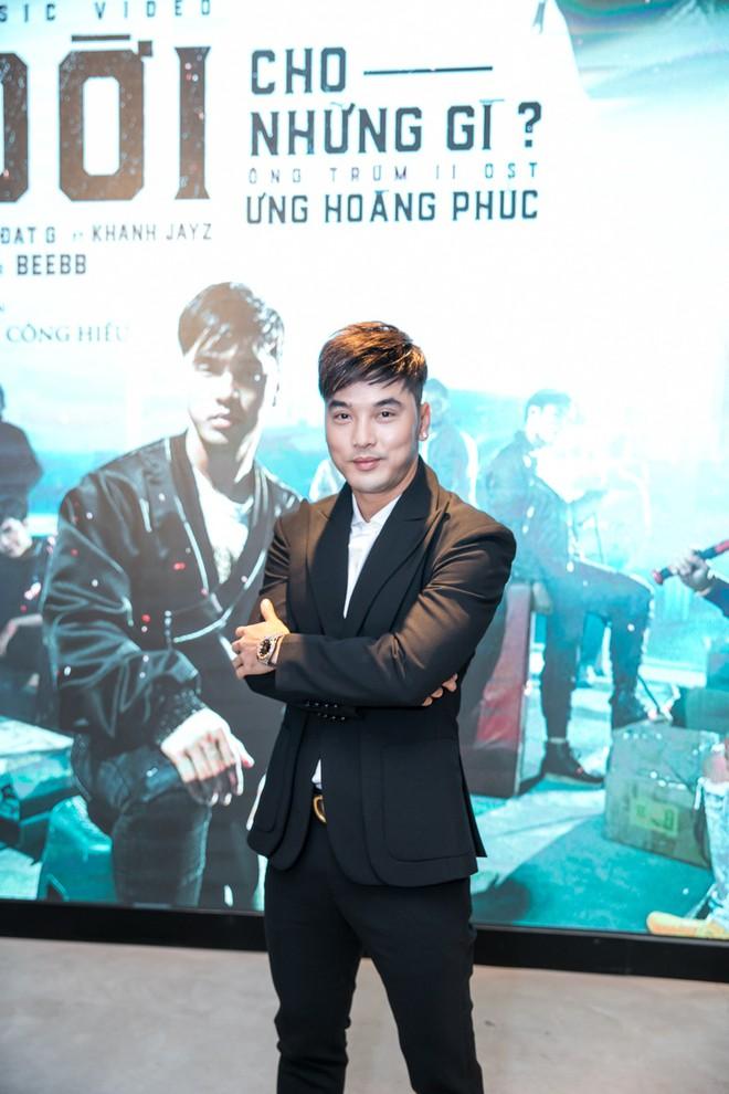 Phạm Quỳnh Anh, Thu Thủy rạng rỡ đến chúc mừng Ưng Hoàng Phúc - Ảnh 3.
