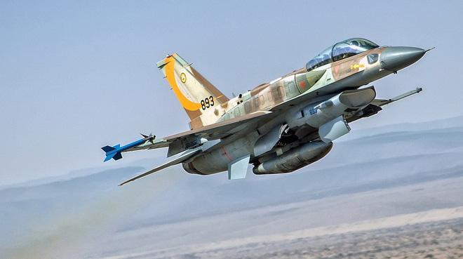 Tên lửa hành trình Israel vừa dùng để tấn công Syria có đáng sợ như vẫn tưởng? - Ảnh 1.
