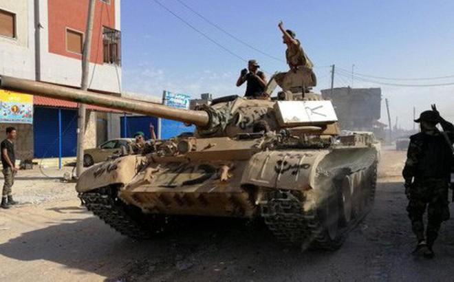 Nguy cơ xảy ra xung đột lớn ở Libya