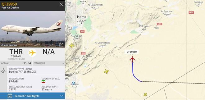 Đêm nín thở chờ Israel tập kích Syria: Máy bay Iran vừa hạ xuống T4 - Bầu trời rực lửa? - Ảnh 1.