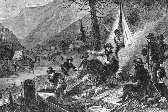 Cuộc Chiến tranh Trứng ở California - Ảnh 1.