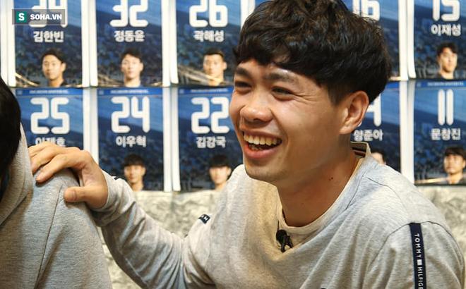 """Đăng chùm ảnh """"tươi như hoa"""" của Công Phượng, Incheon bất ngờ được fan Việt bênh vực"""