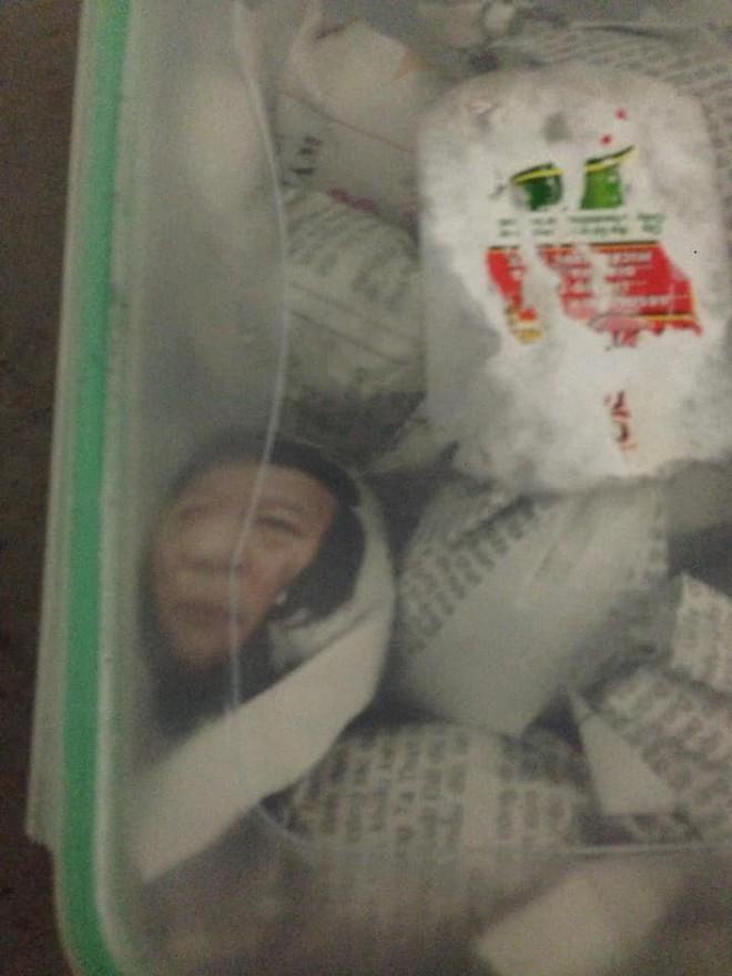 Mở tủ lạnh, người chồng đứng hình khi nhìn thấy khuôn mặt cô gái mỉm cười bên trong - Ảnh 2.