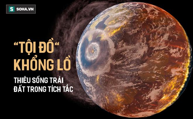 'Tội đồ' khổng lồ hủy diệt Trái Đất trong tích tắc: NASA lo sợ tái diễn trong tương lai