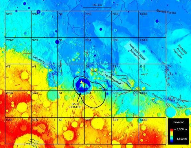 Phát hiện mấu chốt sự sống trên sao Hỏa: Đây là 2 lợi ích to lớn cho loài người - Ảnh 2.