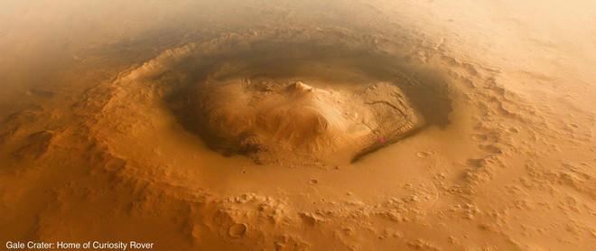 Phát hiện mấu chốt sự sống trên sao Hỏa: Đây là 2 lợi ích to lớn cho loài người - Ảnh 1.