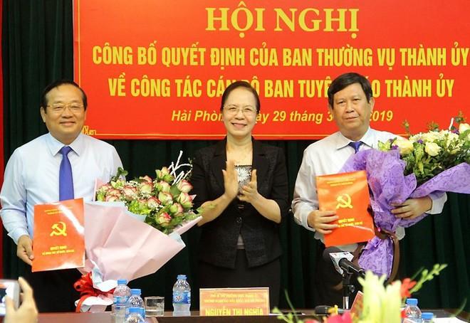 Nhân sự mới Thừa Thiên Huế, Hải Phòng, Thái Bình, Đồng Nai, Gia Lai - Ảnh 2.