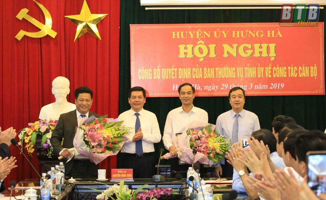Nhân sự mới Thừa Thiên Huế, Hải Phòng, Thái Bình, Đồng Nai, Gia Lai - Ảnh 3.