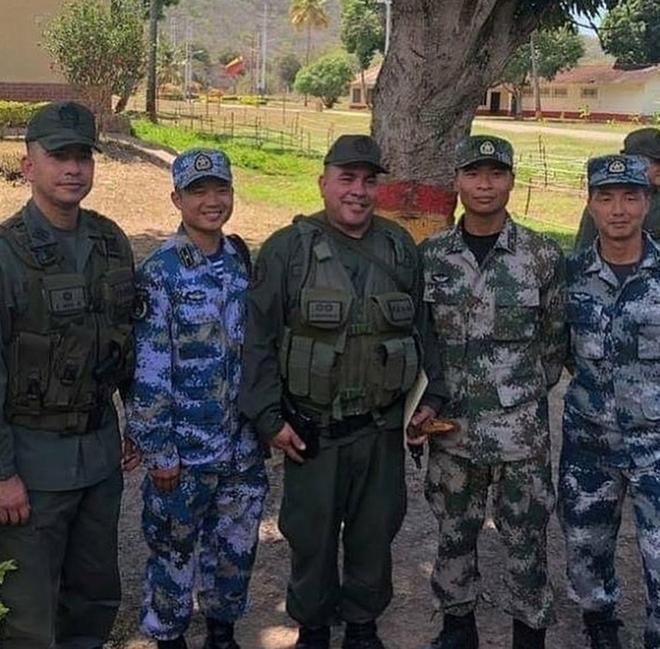 Sau quân đội Nga, thêm 120 binh sĩ Trung Quốc tới Venezuela làm gì? - Ảnh 3.