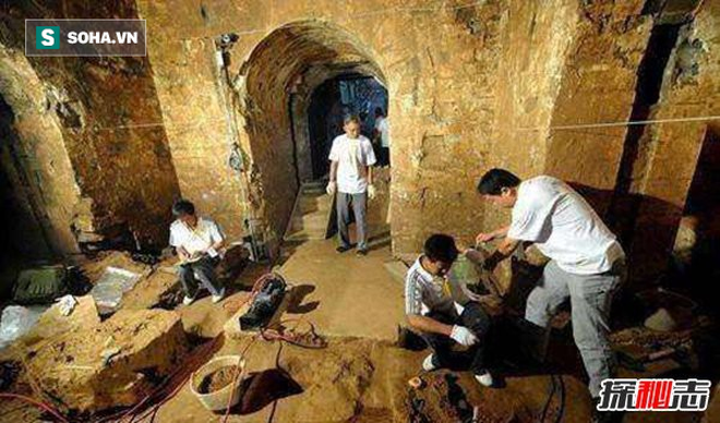Khai quật lăng mộ Quan Vân Trường, phát hiện bí mật mới khiến nhà khảo cổ điên đầu - Ảnh 3.