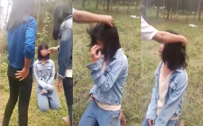 Vụ nhóm nữ sinh bắt bạn quỳ trong rừng rồi đánh: Em cầm đầu là học sinh giỏi