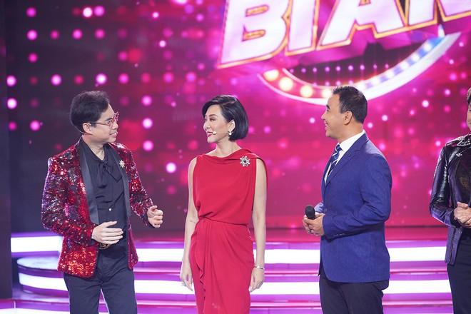 MC Kỳ Duyên: Giữa tình chị em, tôi không muốn thắng Việt Hương - Ảnh 3.
