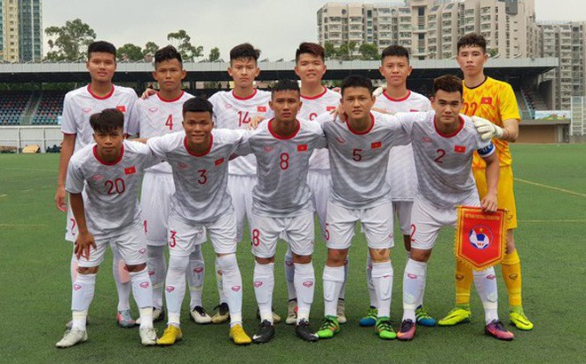 """Sau lời giới thiệu về SEA Games, ông Tuấn """"con"""" thể hiện được gì cùng U18 Việt Nam?"""