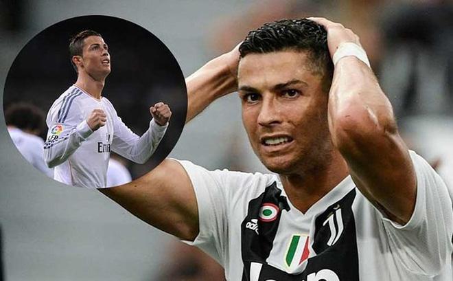 Rời Juventus, Ronaldo đi đâu?