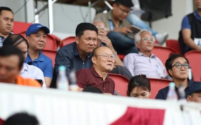 HLV Park Hang-seo chấm cầu thủ nào trận Đà Nẵng – SLNA?