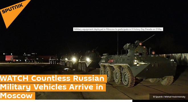 QĐ Nga chuẩn bị cho nhiệm vụ quan trọng bậc nhất 2019: Hàng loạt vũ khí tối tân tập kết - Ảnh 1.