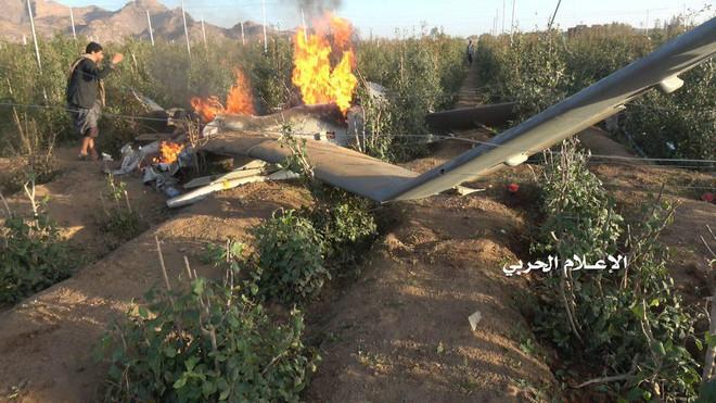 Máy bay Made in China lớn chưa từng thấy bị hạ ở Yemen: Cú tát mạnh vào CNQP Trung Quốc - Ảnh 3.