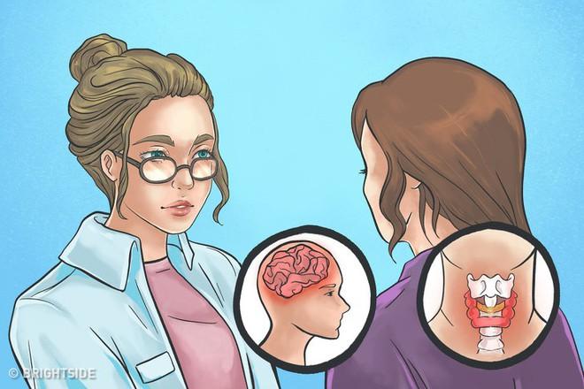 11 dấu hiệu cảnh báo bệnh tuyến giáp: Nếu không chú ý can thiệp sớm sẽ rất nguy hiểm - Ảnh 1.