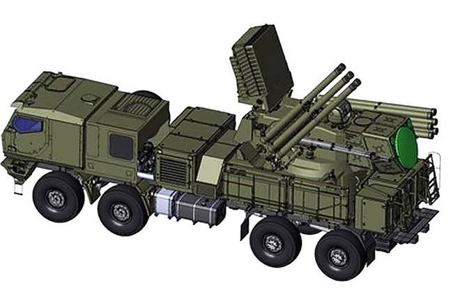 [ẢNH] Thương đau tại Syria giúp Nga hoàn thiện quái thú Pantsir phiên bản SM - Ảnh 11.