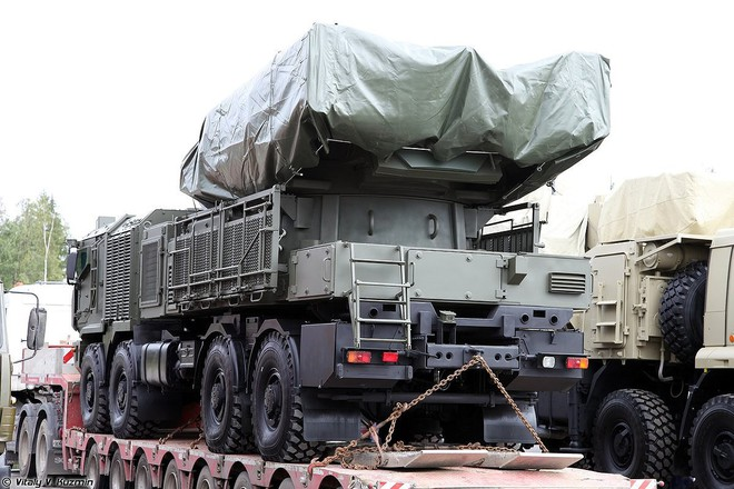 [ẢNH] Thương đau tại Syria giúp Nga hoàn thiện quái thú Pantsir phiên bản SM - Ảnh 7.