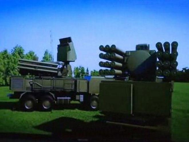 [ẢNH] Thương đau tại Syria giúp Nga hoàn thiện quái thú Pantsir phiên bản SM - Ảnh 9.