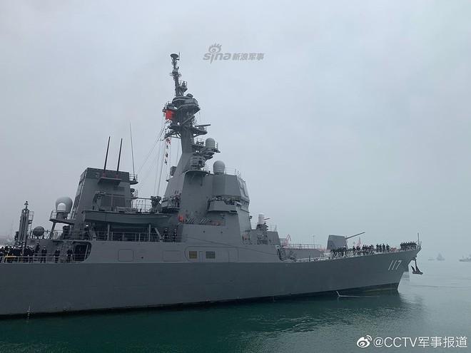 [ẢNH] Gepard 3.9 Việt Nam sánh vai cùng dàn chiến hạm hiện đại tại Trung Quốc - Ảnh 9.