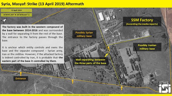 Tiêm kích F-16 Israel thổi bay kho tên lửa Syria: Phòng không Nga trơ mắt đứng nhìn? - Ảnh 3.